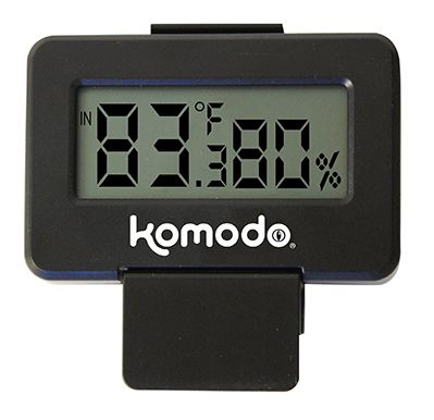 Advanced Digital Thermometer & Hygrometer