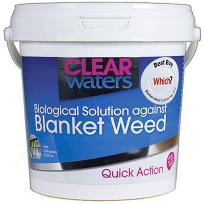 Clear Waters Blanket Weed Solution