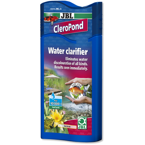 JBL CleroPond Cloudy Water Treatment 500ml