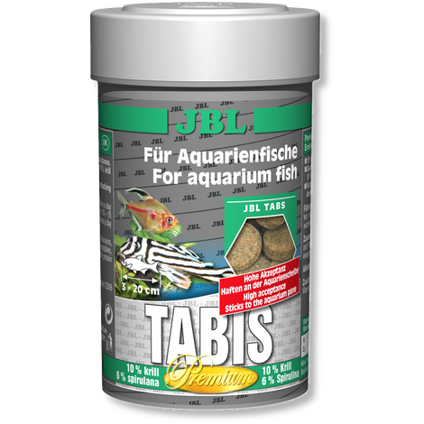 JBL Tabis Food Tablets 100ml