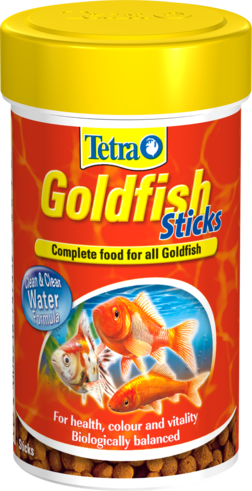 Tetra Floating Goldfish Sticks 34g